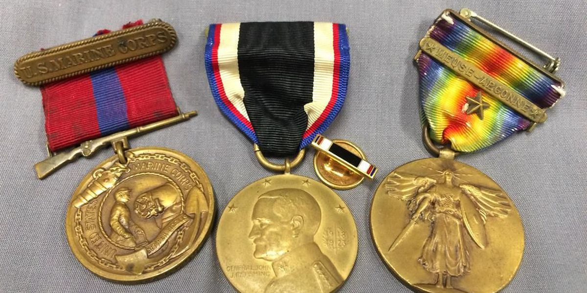 Treasurer encourages Missourians to search for unclaimed military medals