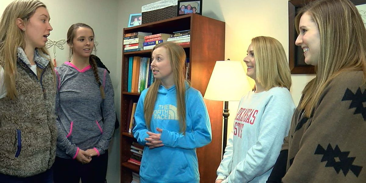 A-State students help others