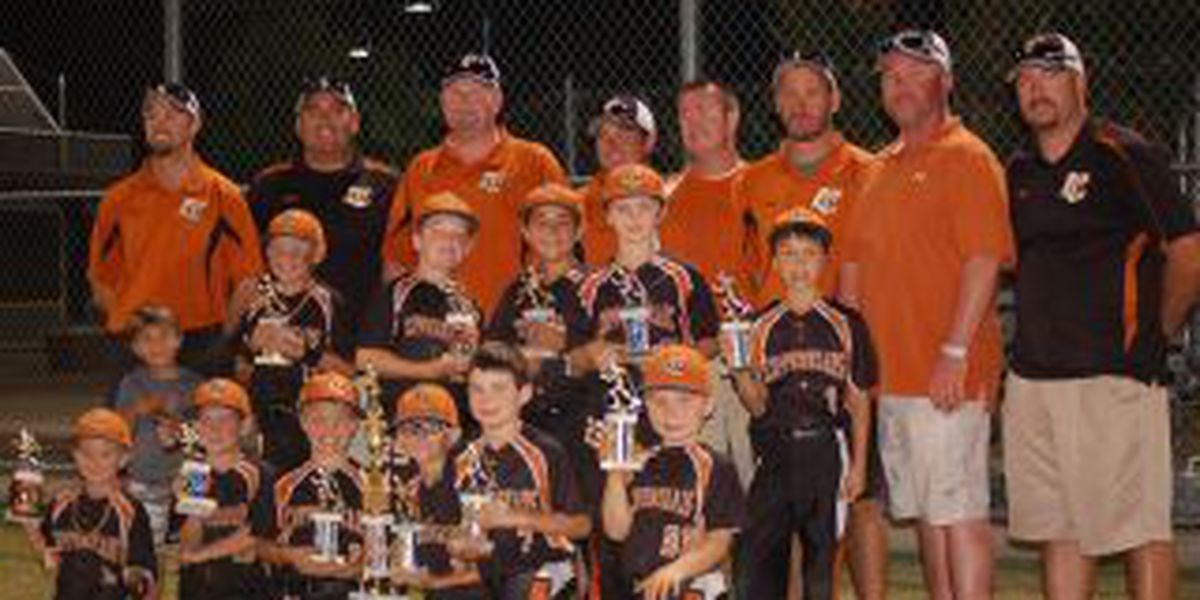 Arkansas Copperheads take 8 year-old Fall State Title