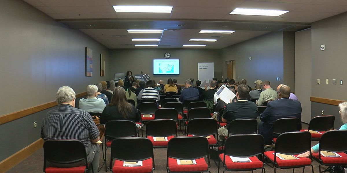 Helping veterans discussed at symposium