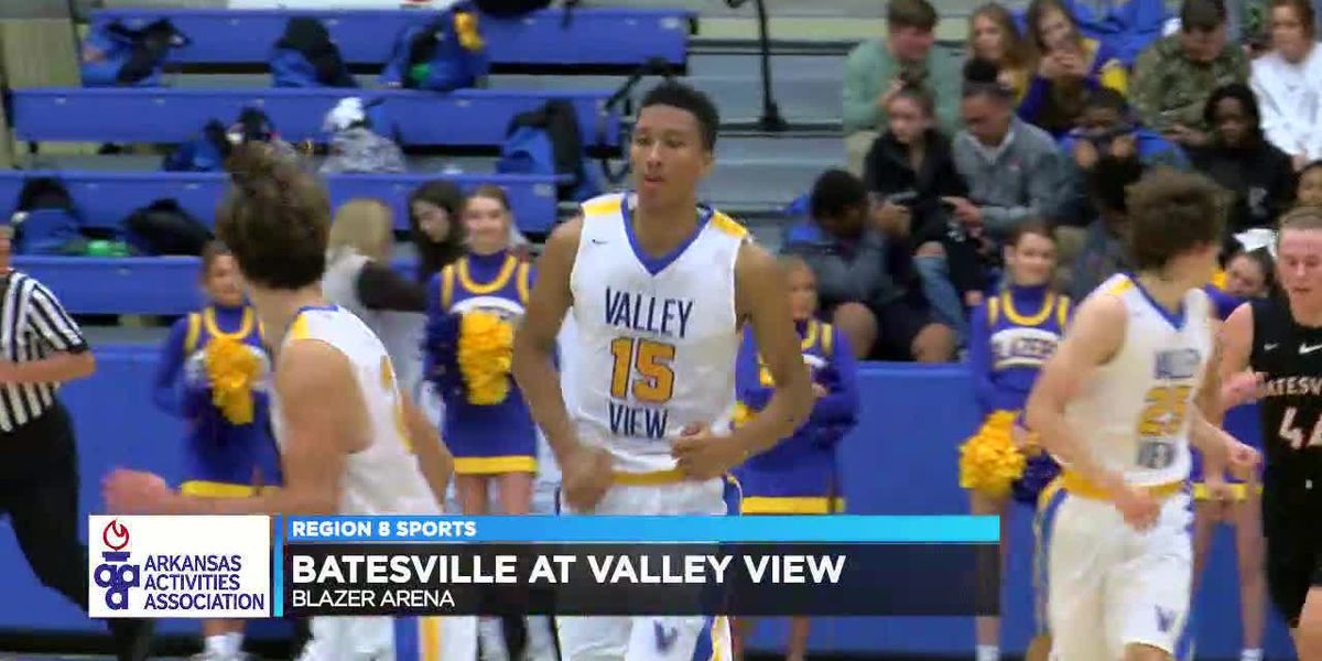 Valley View boys beat Batesville in 4A-3 opener