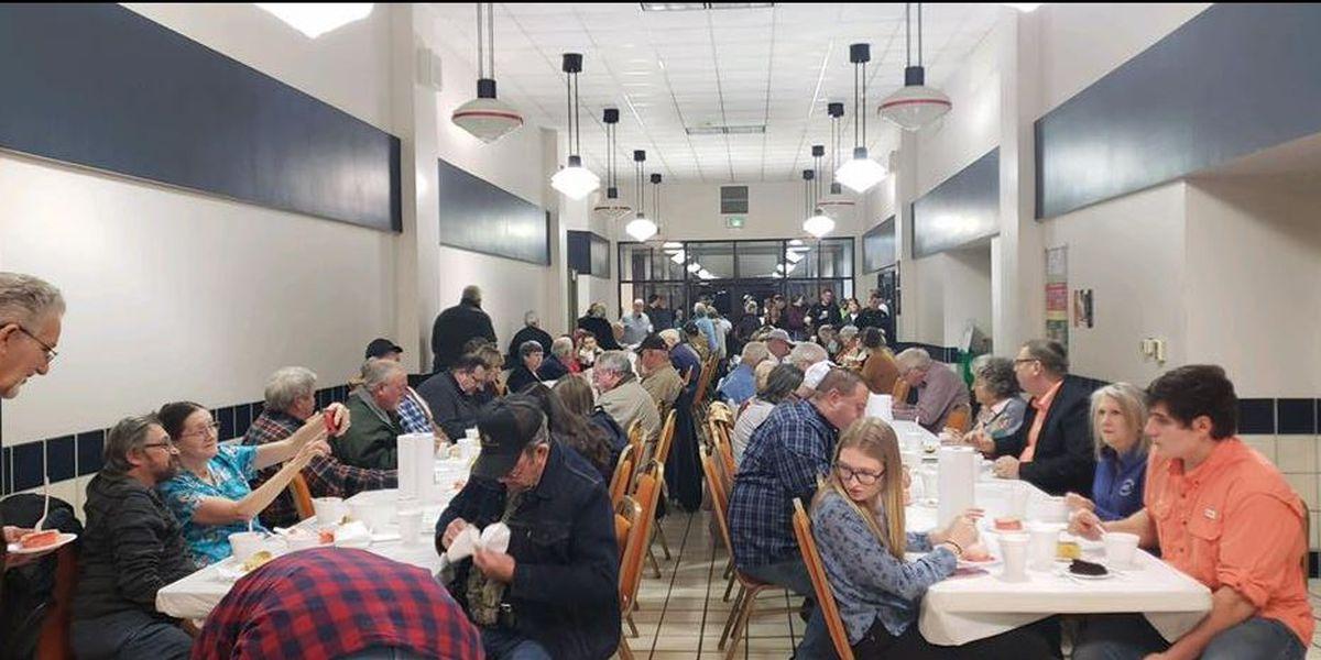 Poinsett Co. Sheriff's Office hosts Beans and Cornbread Dinner