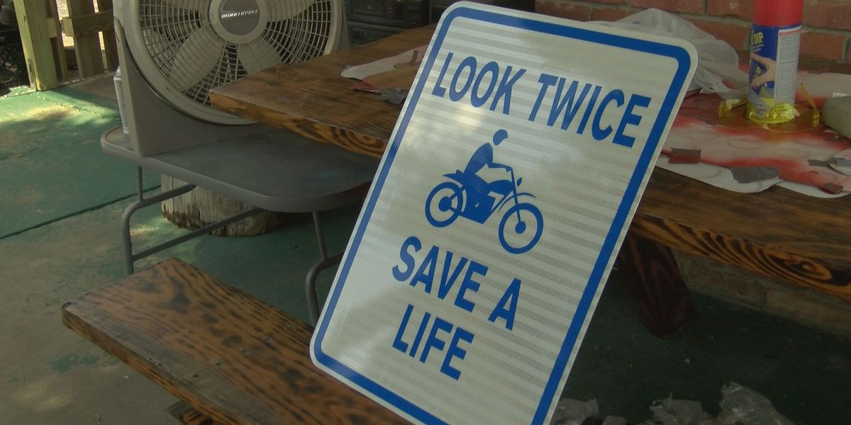 Jackson County sees new motorcycle signs