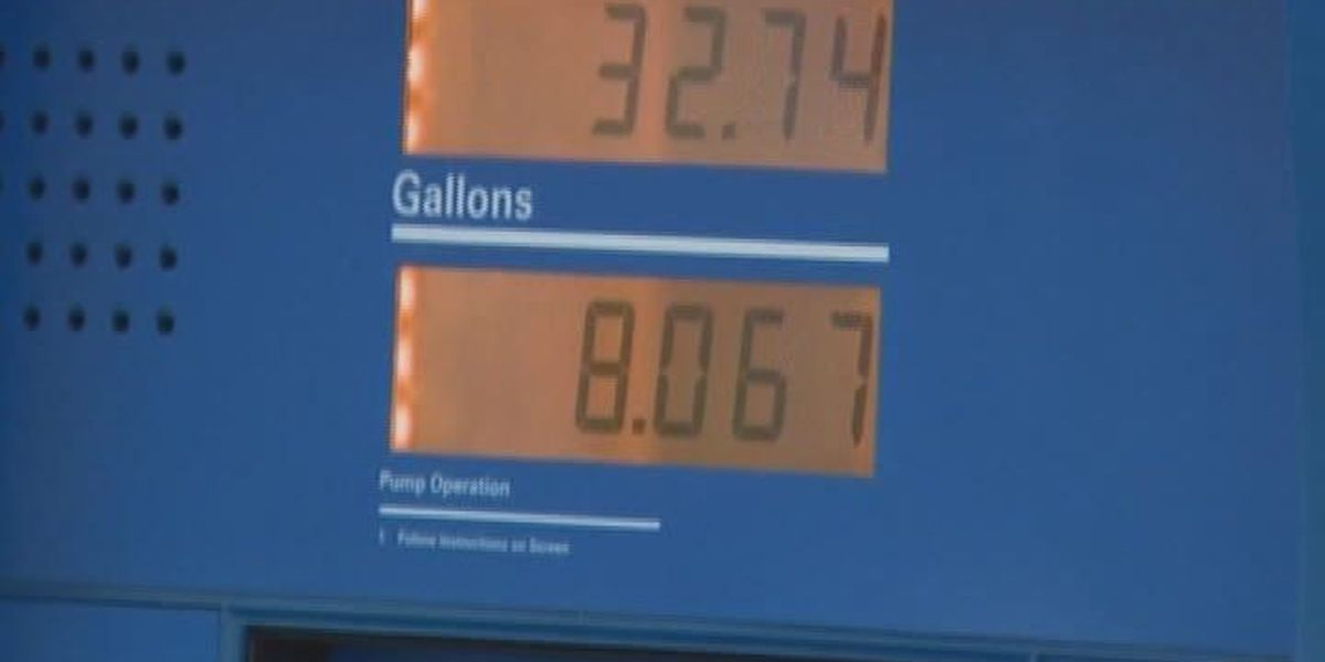 Drivers in Region 8 paying more at the pump