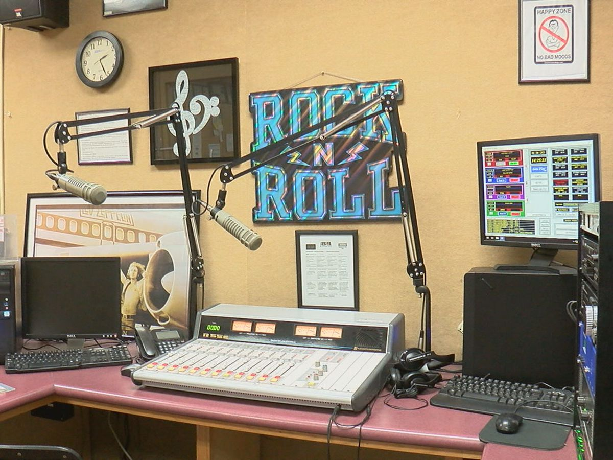 KVMN, the first high school radio station in the state, celebrates 40th anniversary