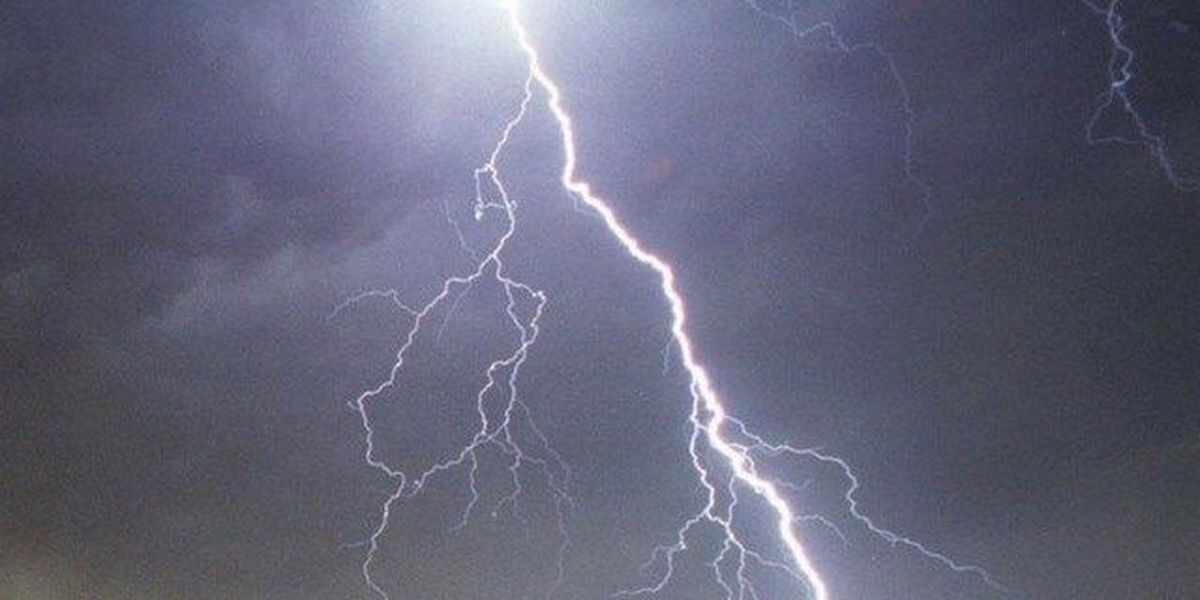 Patients evacuated from hospital after lightning strike