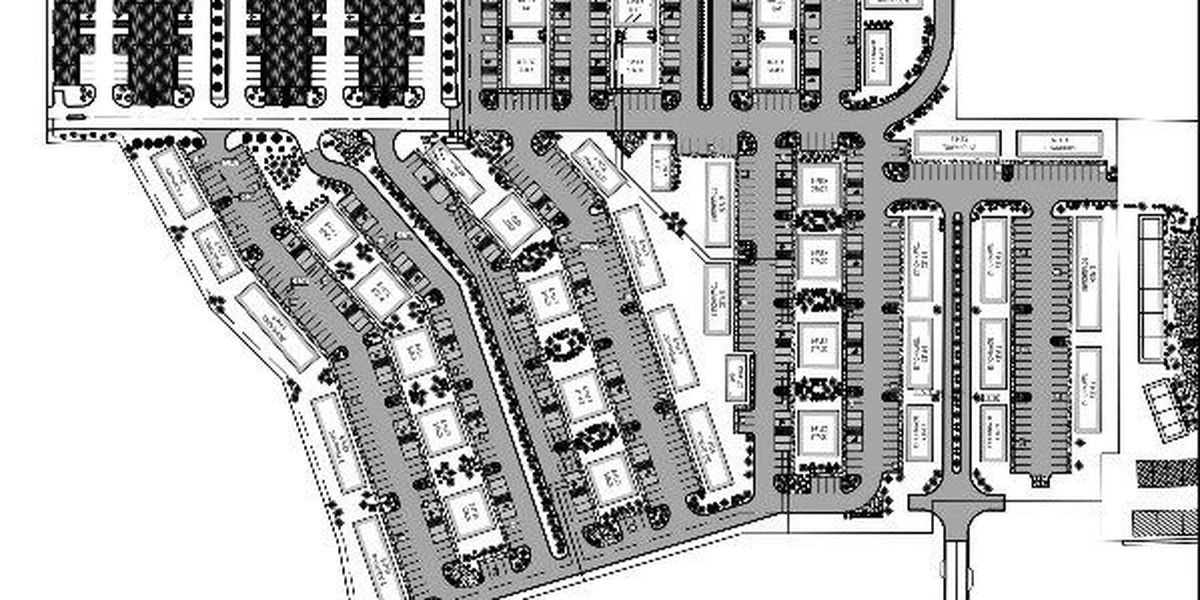 Commission approves site plan for 271 apartments near Sage Meadows