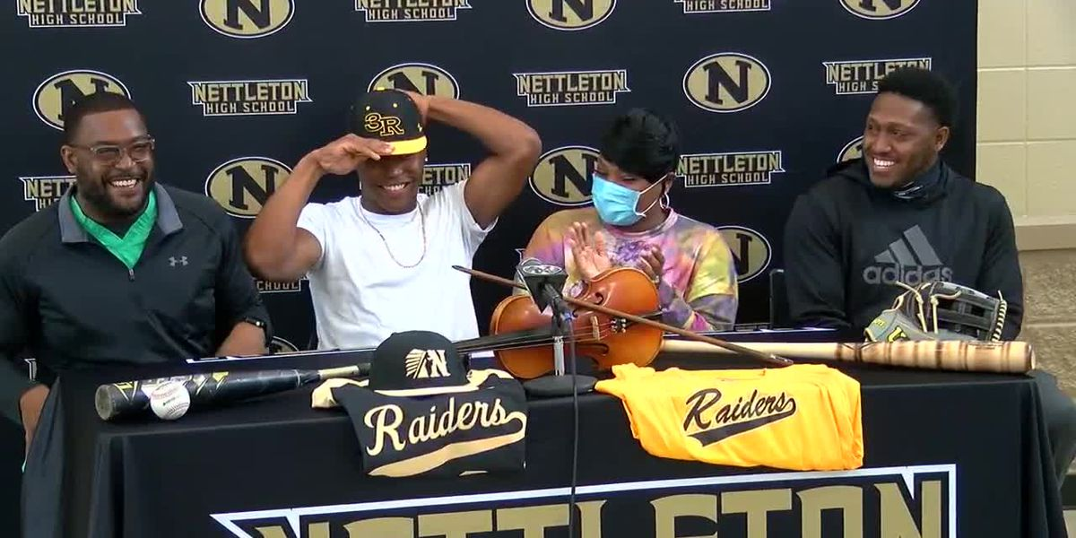 Nettleton OF/P Christion Cleary signs with Three Rivers