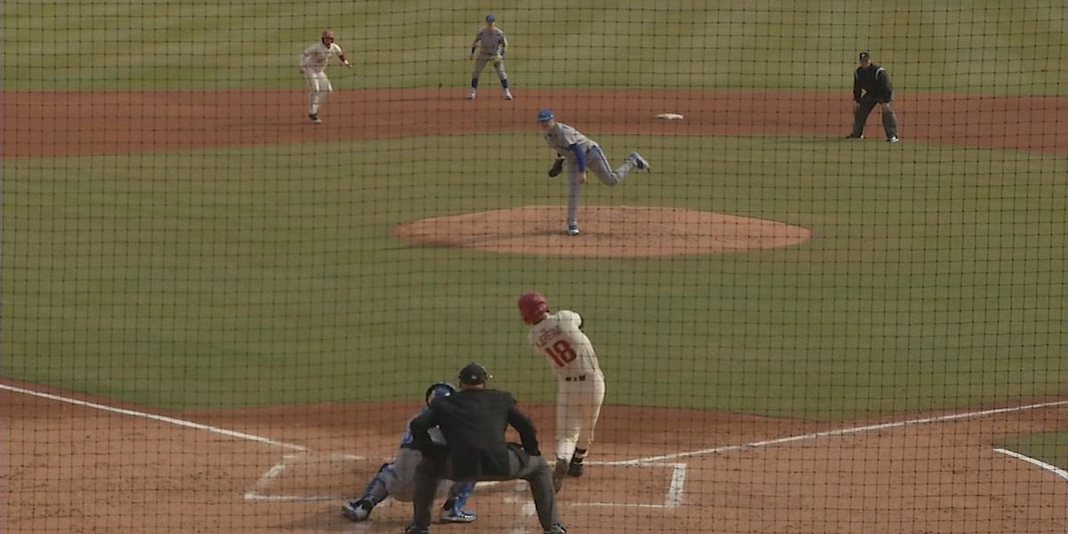 Diamond Hogs complete sweep of Eastern Illinois with Sunday win