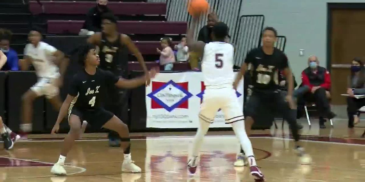 4A East Regional: Blytheville boys beat Robinson to move to 25-3