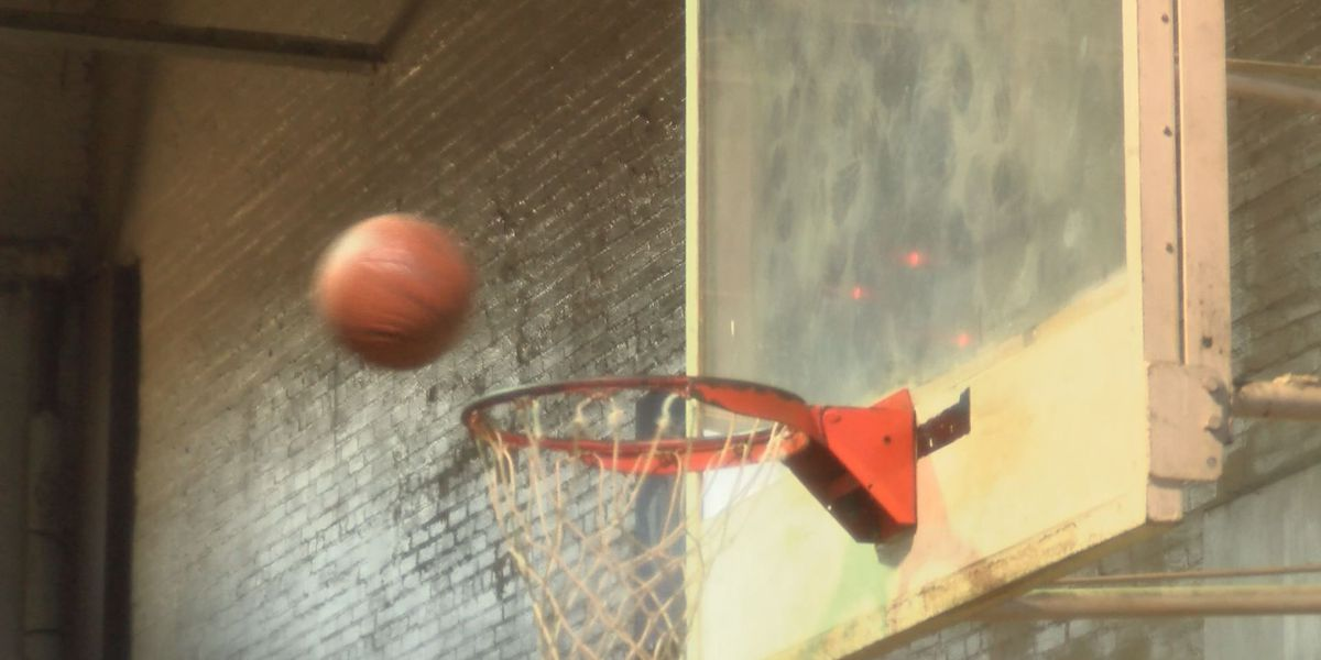 Peewee basketball league gets girls off the streets