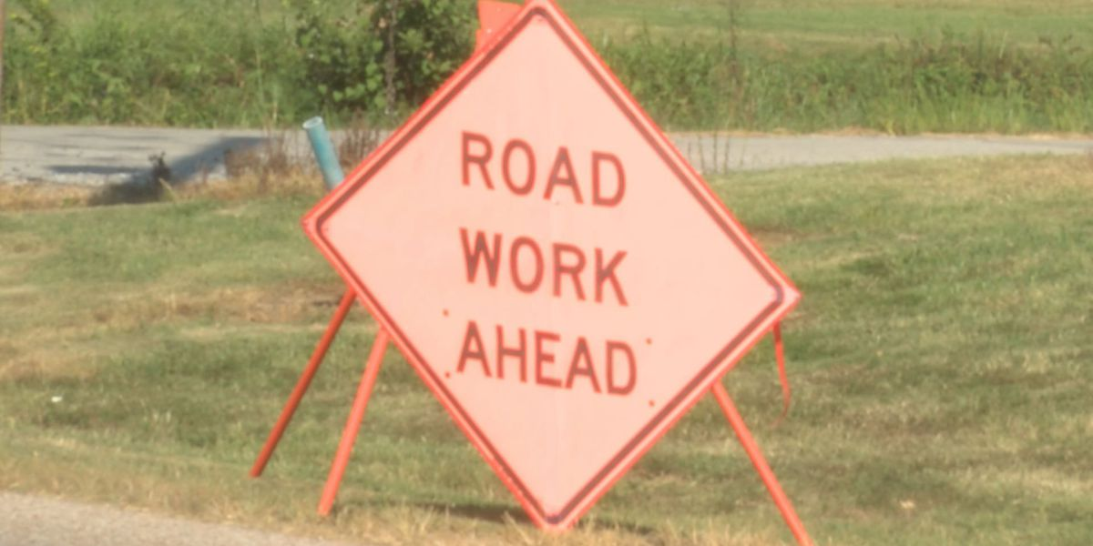 Road crews tackle projects in Craighead County