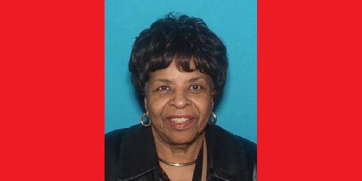 UPDATE: Endangered Silver Advisory Alert canceled for missing woman
