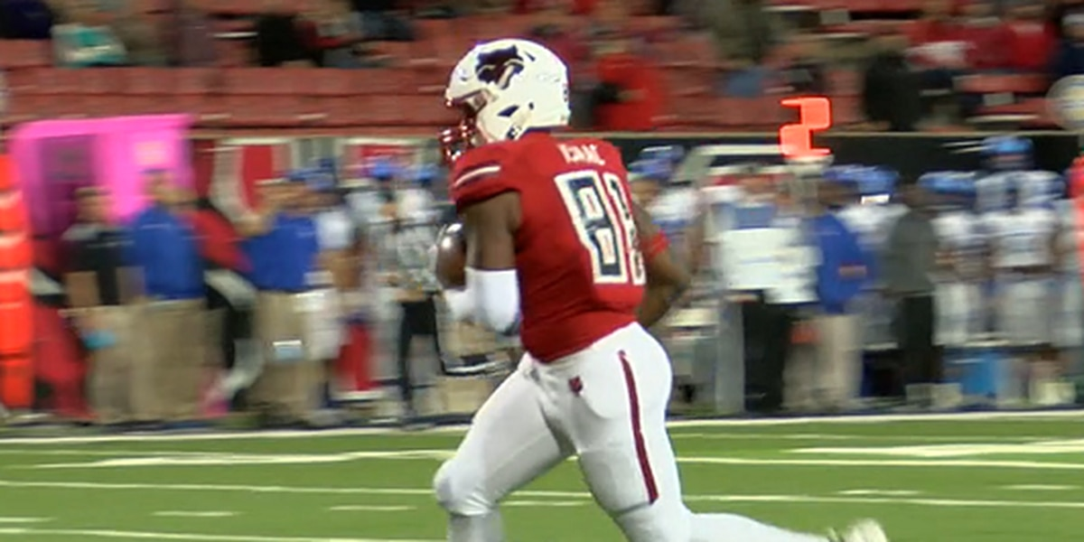 Arkansas State TE Javonis Isaac on Mackey Award watch list