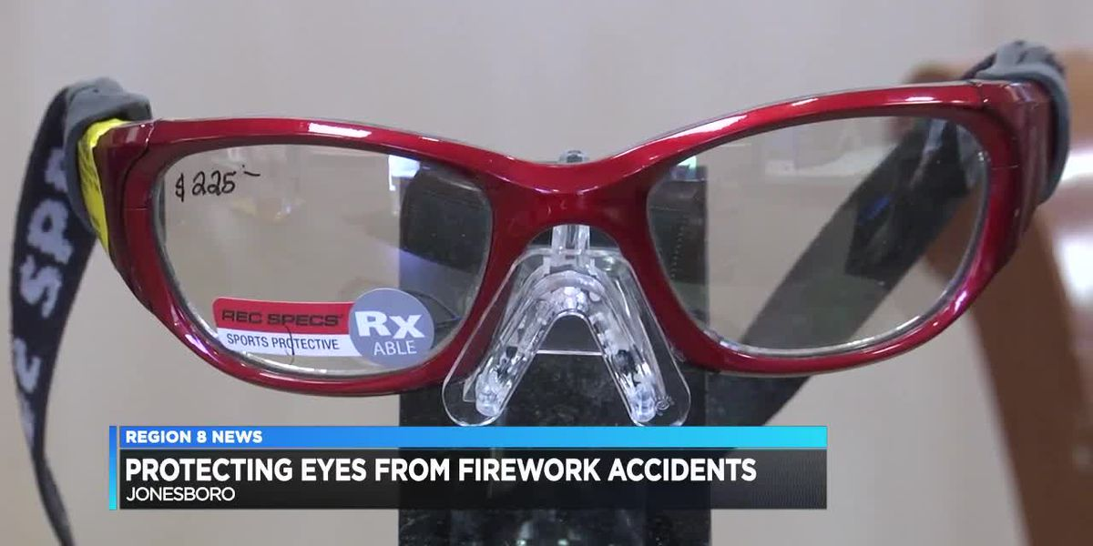 Ophthalmologist provides tips to shoot fireworks safely to avoid eye injuries