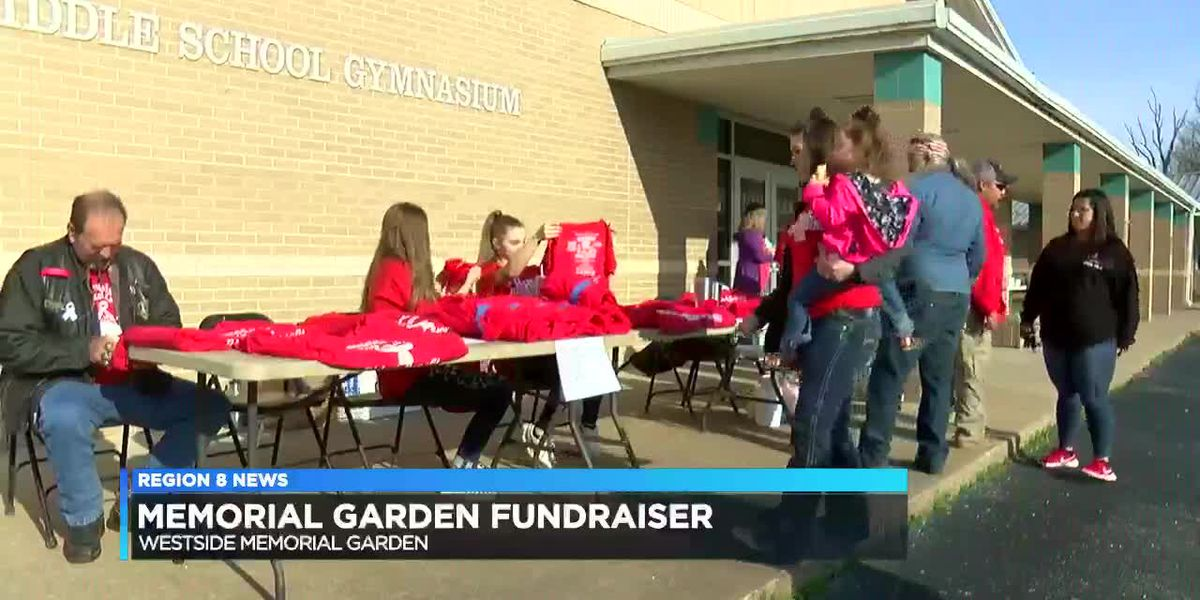 Westside memorial garden fundraiser