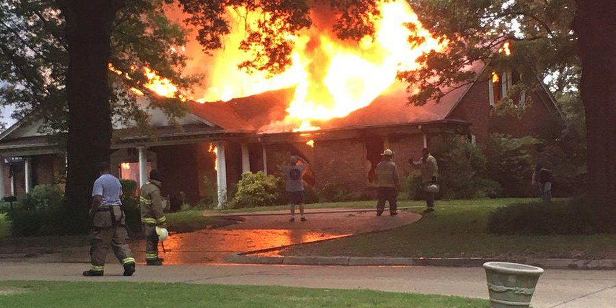 Blytheville firefighters investigate house fire