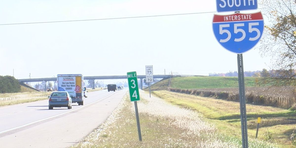 Speed limit officially increased on I-555