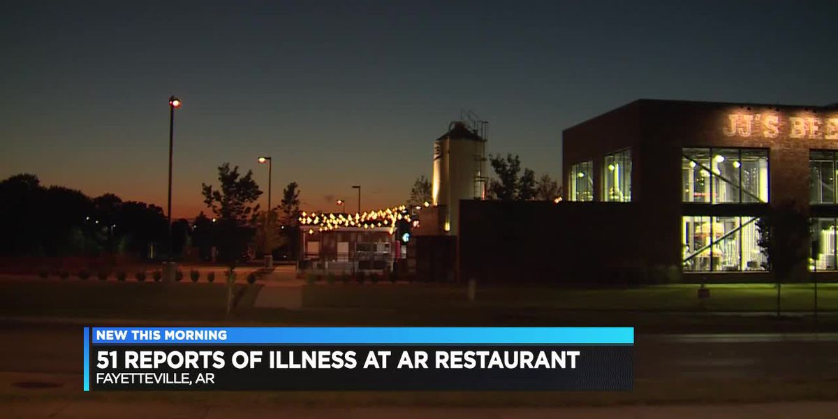 51 reports of illness at Fayetteville restaurant