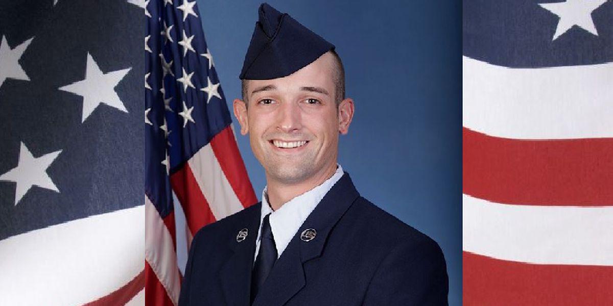 Region 8 Salutes: Airman Jimmie Lee of Armorel