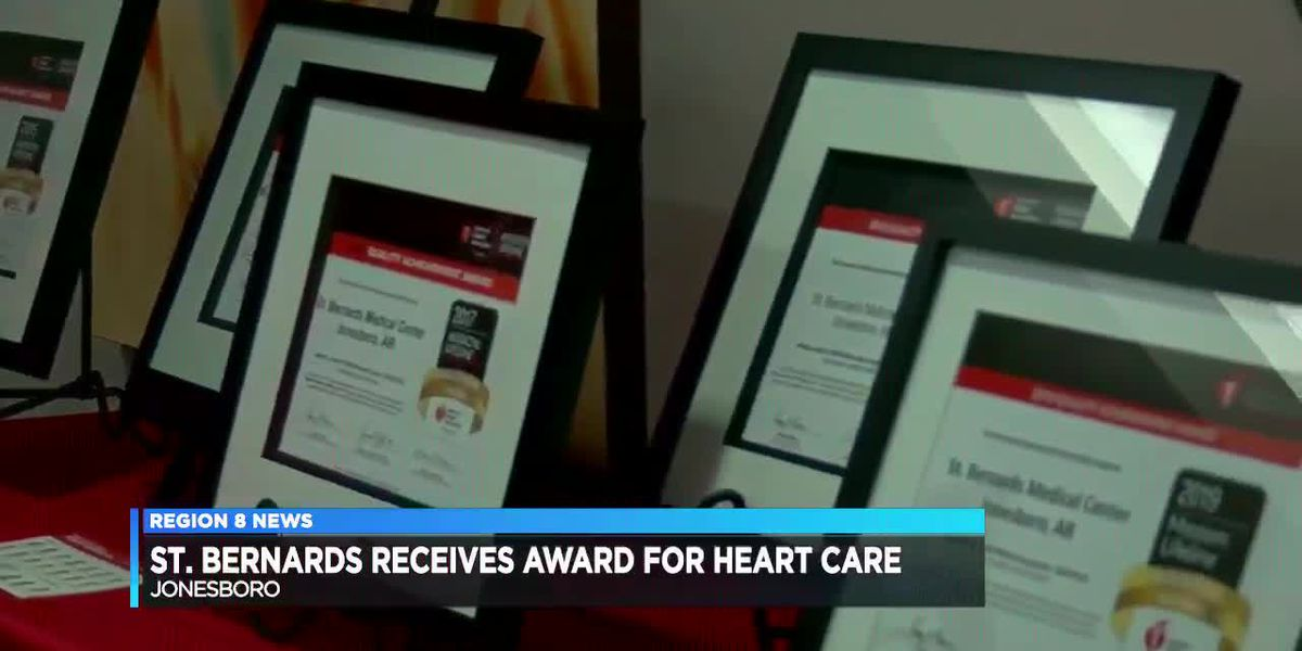 Local hospital receives awards for heart care