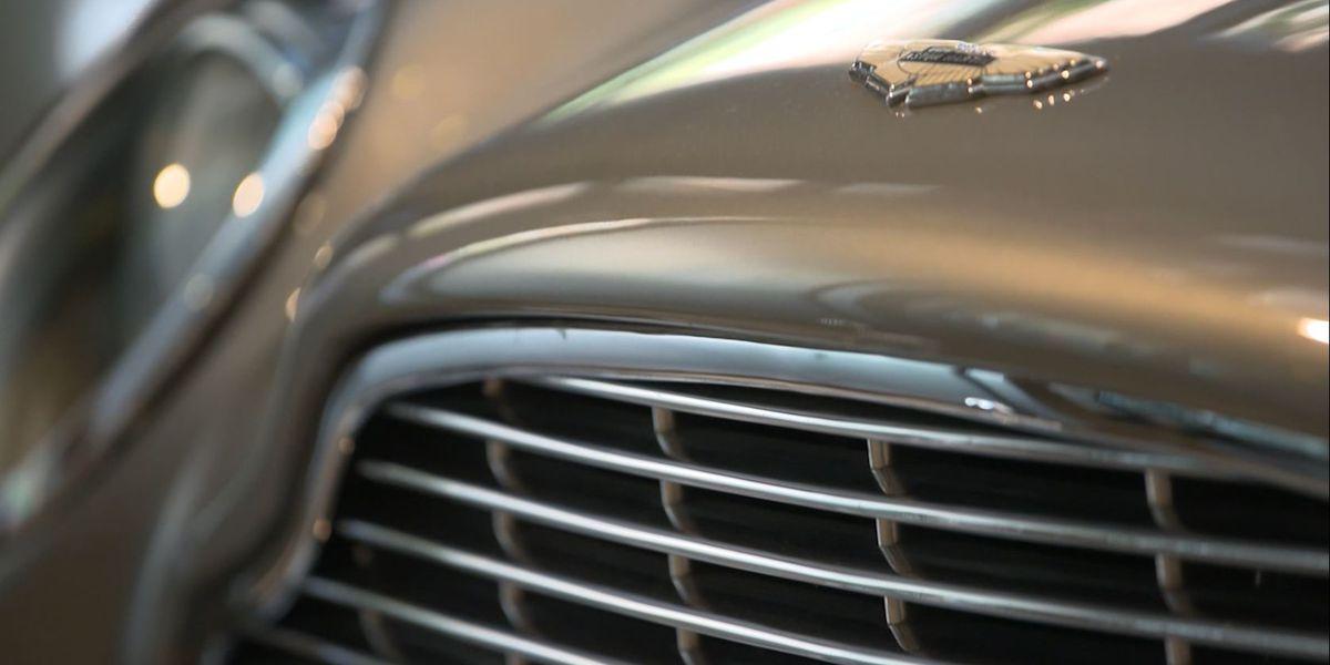 James Bond's Aston Martin goes for $6 million at auction