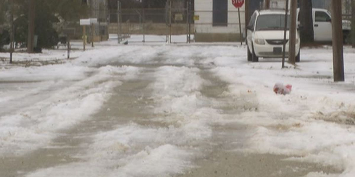Paragould School District continues to deal with icy conditions