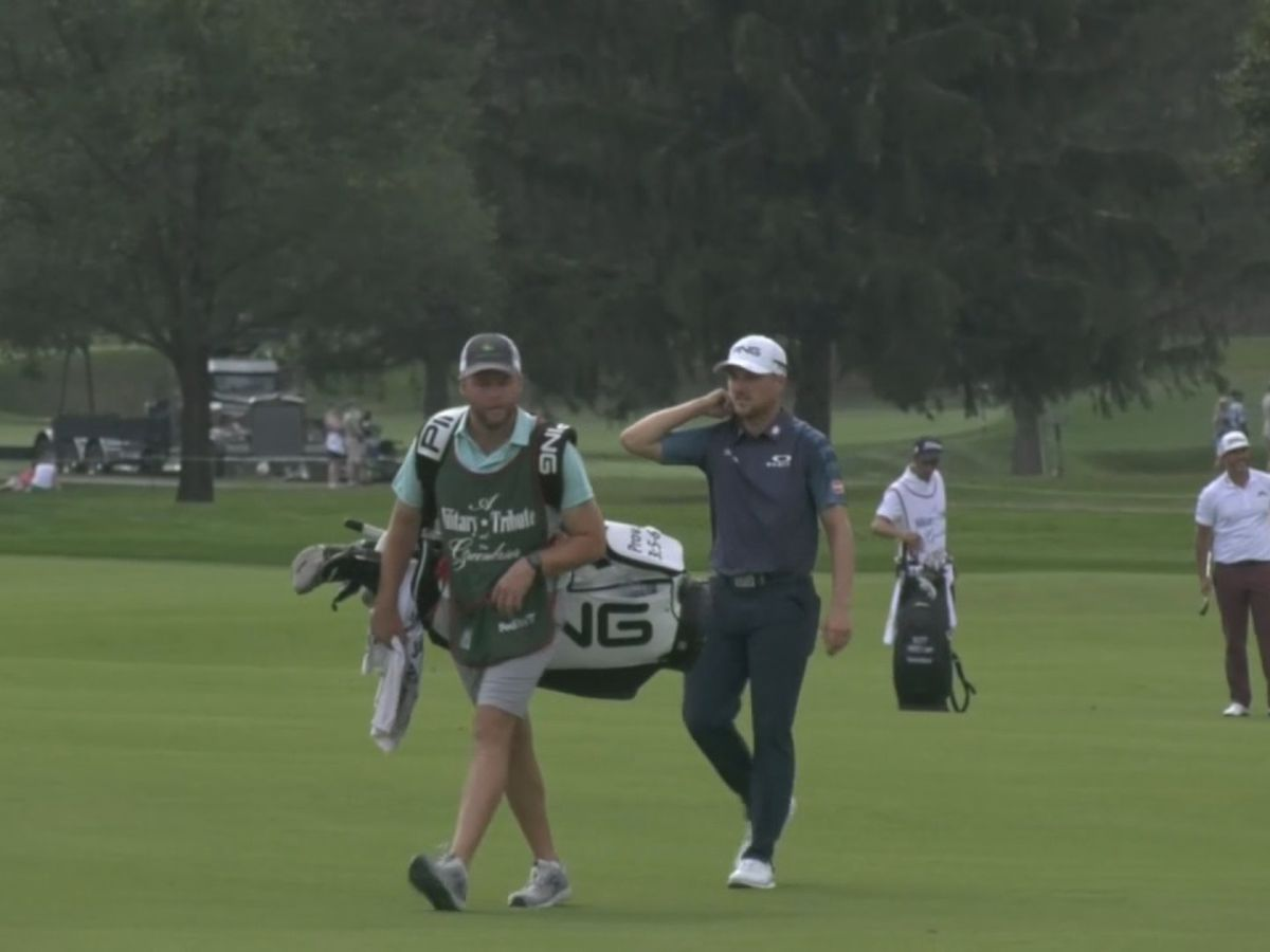 Cook finishes T14 at A Military Tribute at The Greenbrier