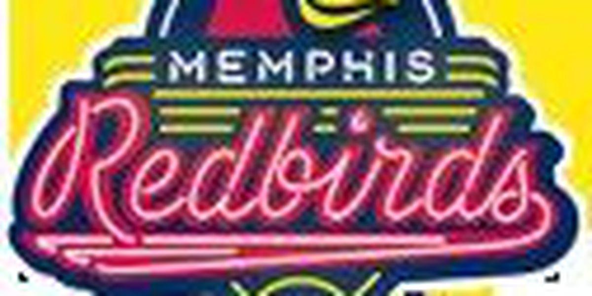 Wisdom Homers Twice in 8-2 Memphis Win