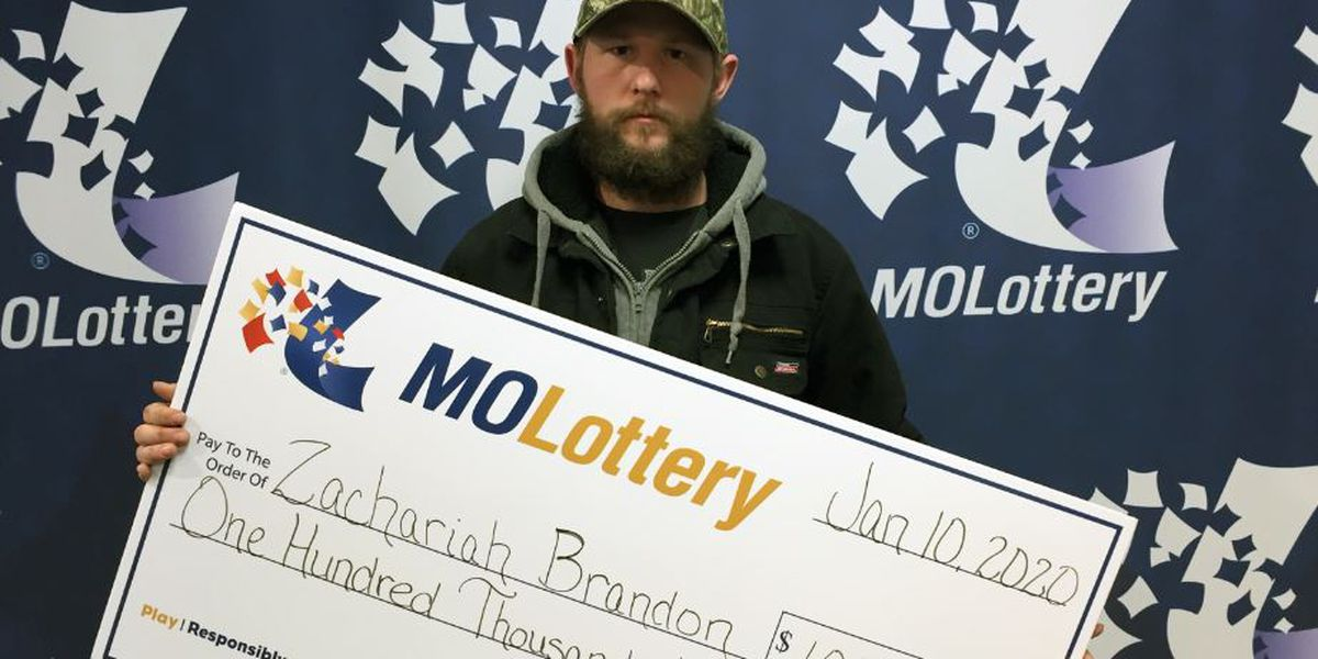 Quick stop leaves man $100,000 richer
