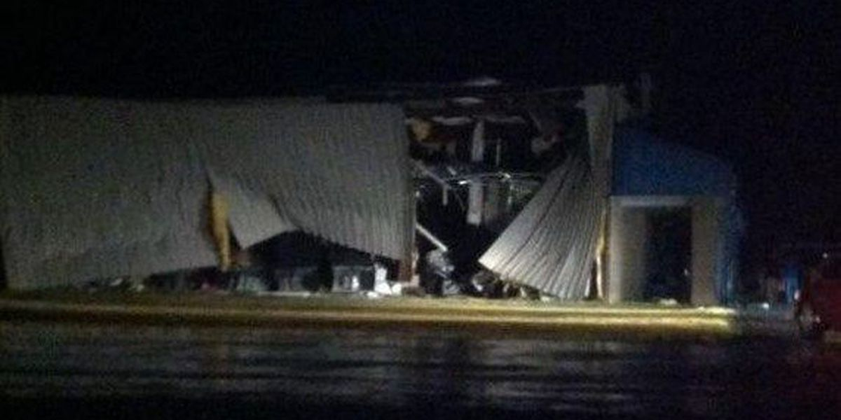 Small tornado reported in Poinsett County Thursday night