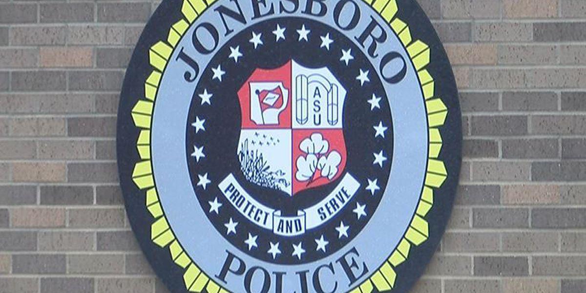 Jonesboro officer hit by car in 'fair condition'