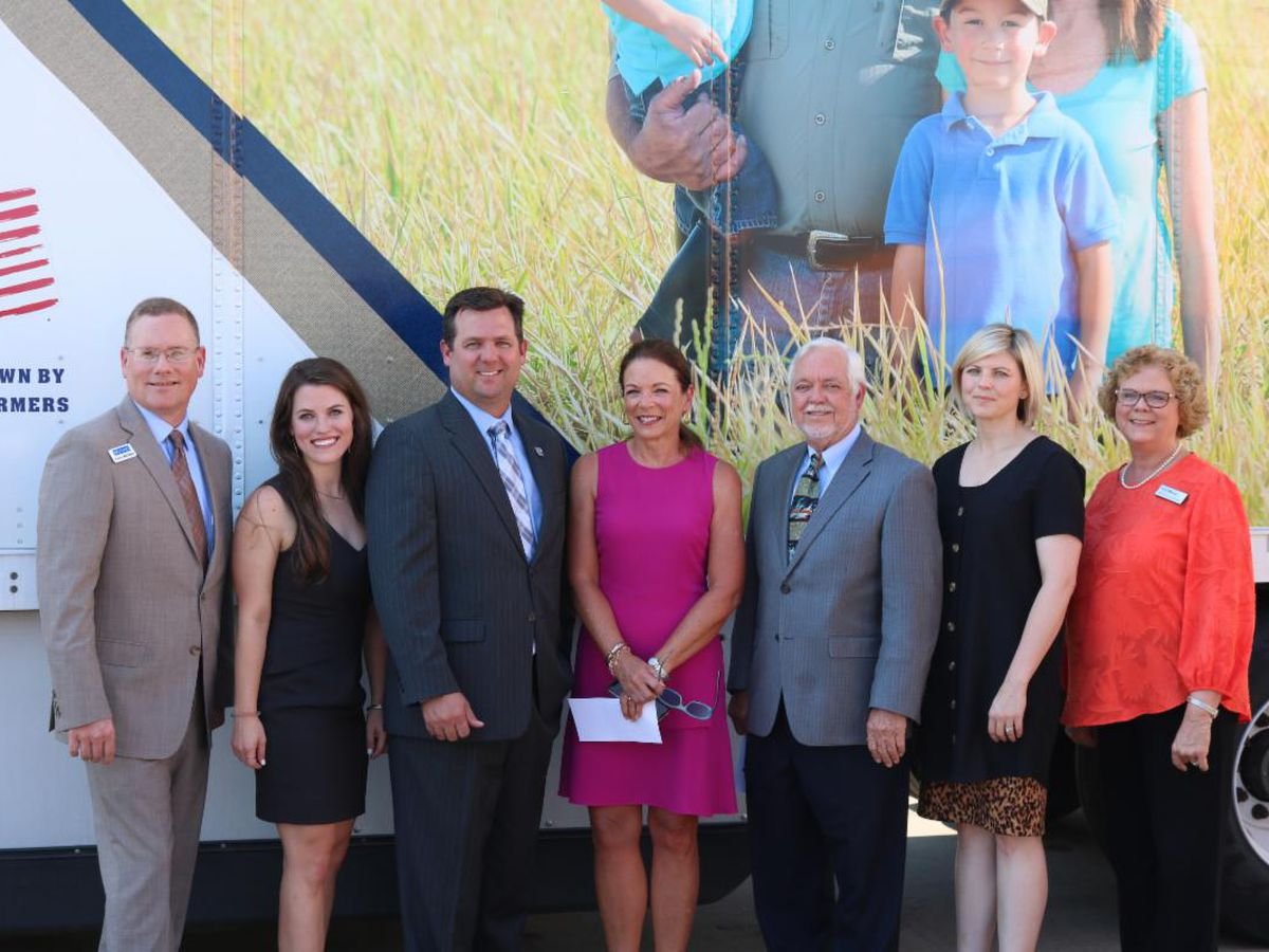 Arkansas rice industry donates over 141,000 pounds of rice to families in need