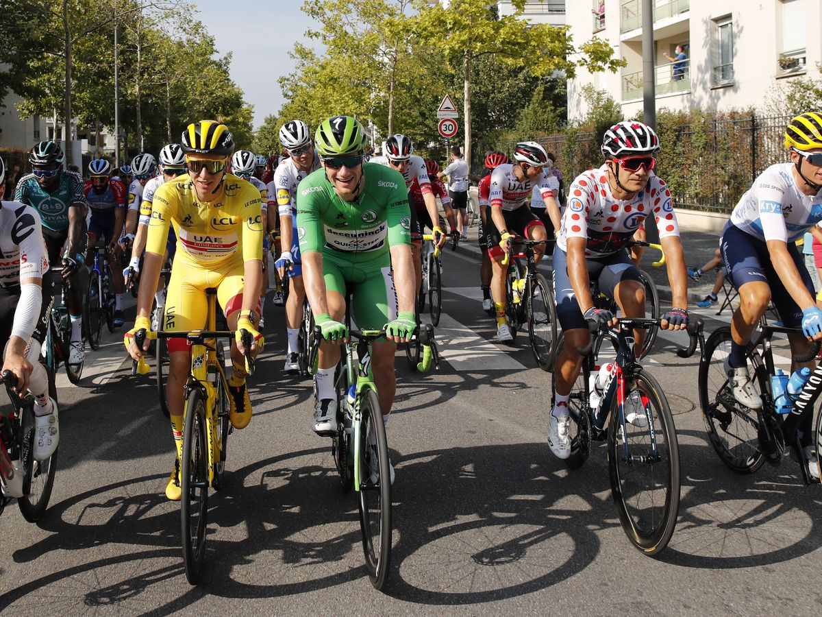 Tadej Pogacar wins COVID-defying Tour de France