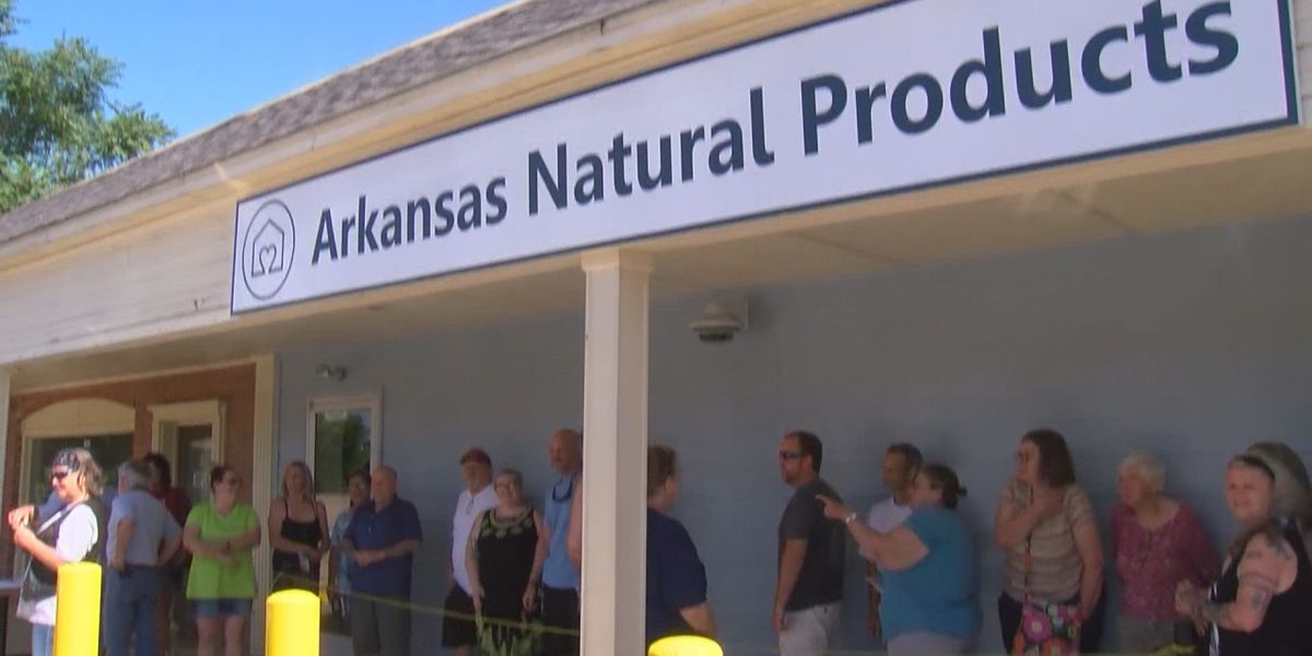 State's third medical marijuana dispensary opens in Clinton
