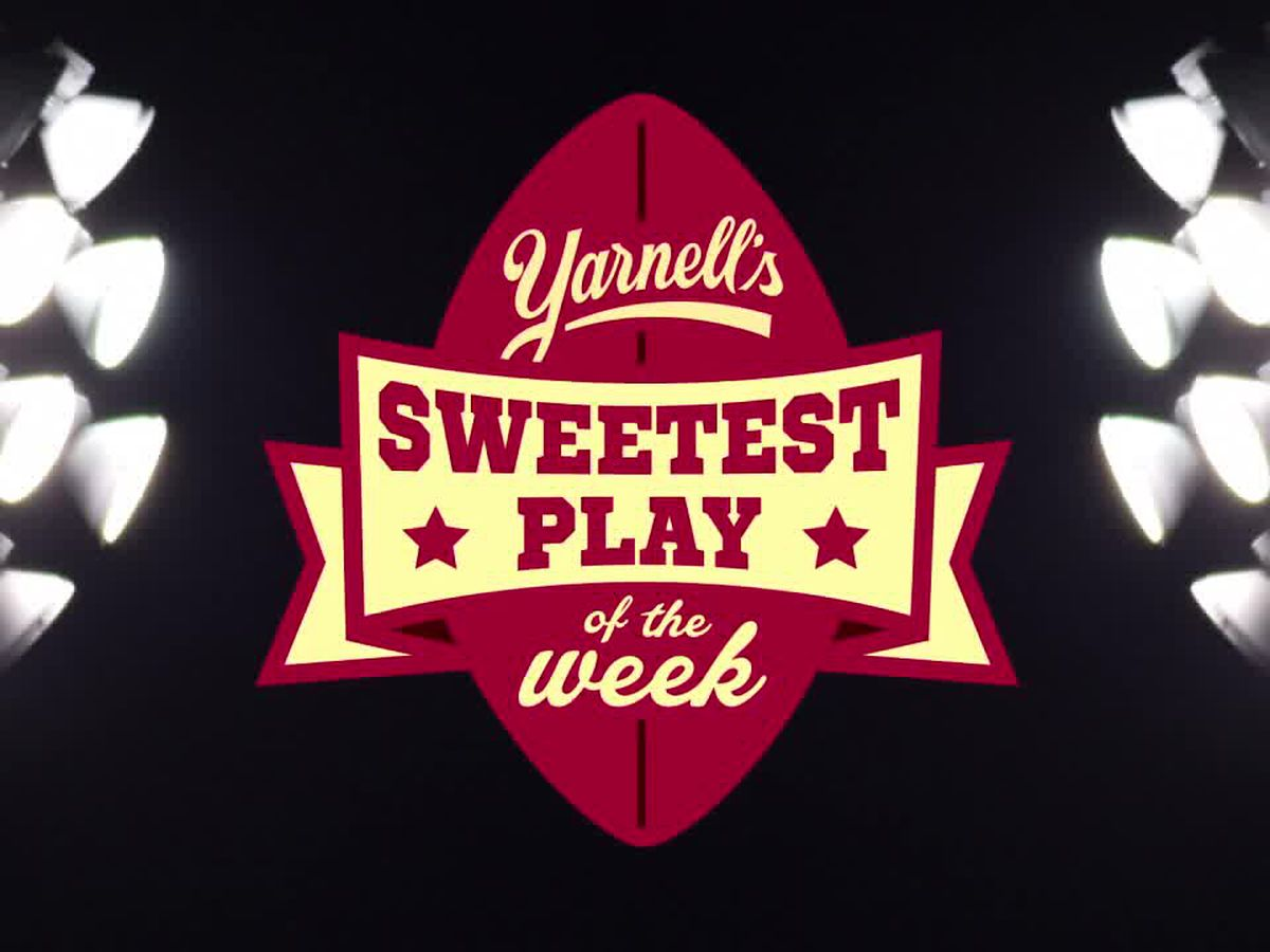 Vote for the Yarnell's Sweetest Play of the Week (10/18/19)