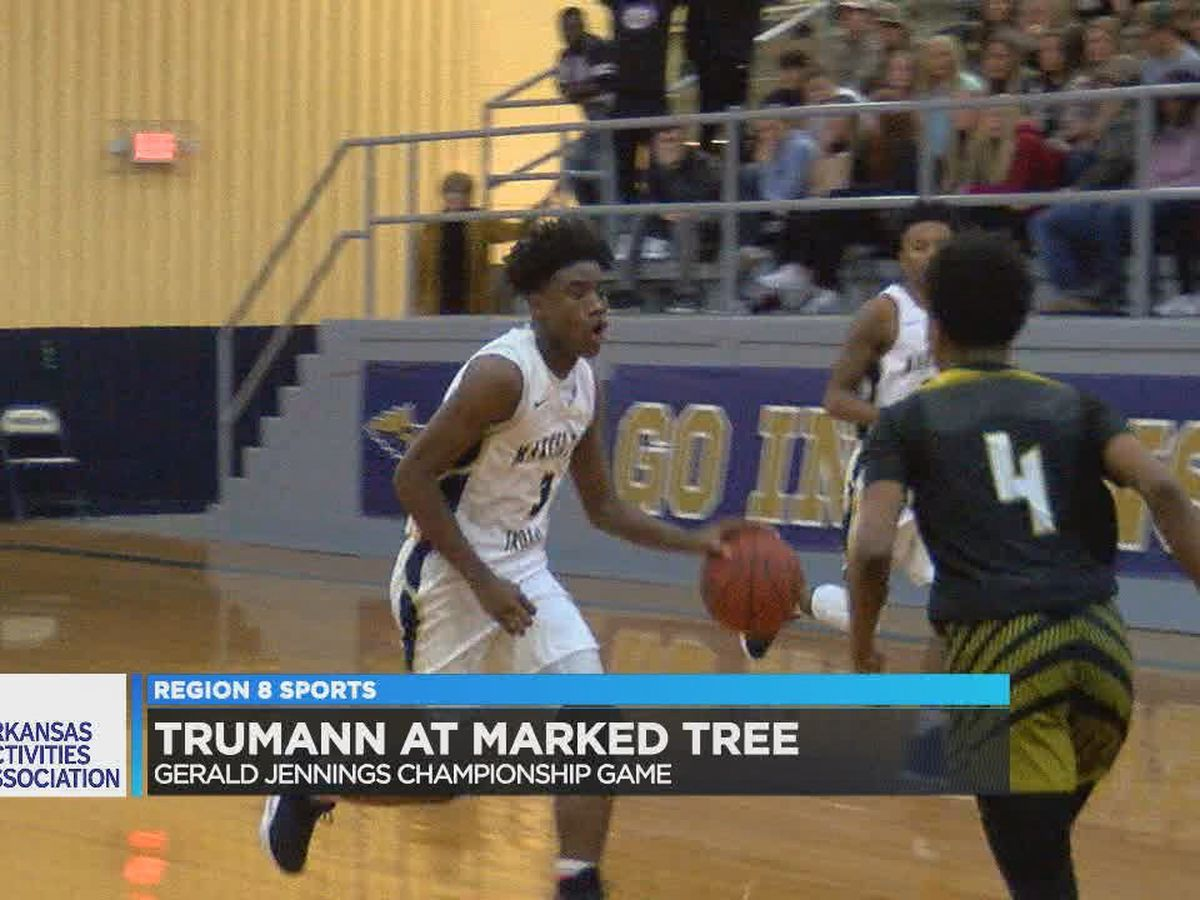 Marked Tree captures Gerald Jennings title over Trumann
