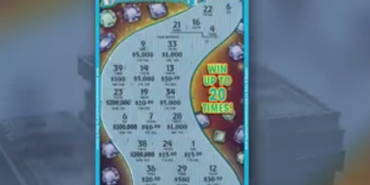Diamonds equal big cash after lottery win