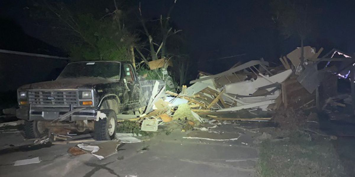 April 9: Tornado devastates Region 8 neighborhood