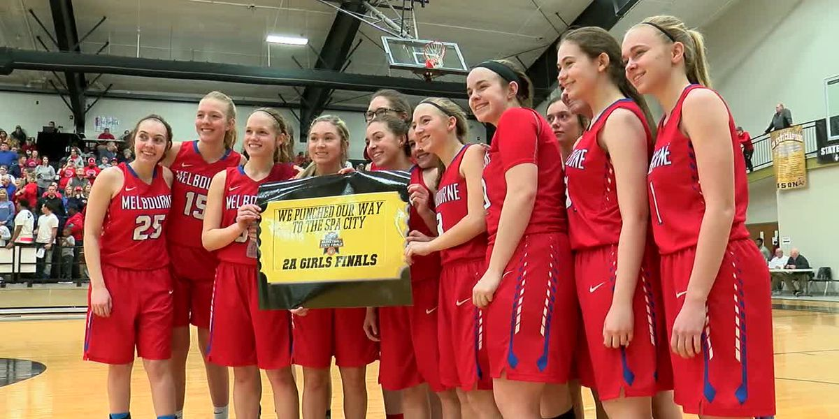 Melbourne Lady Bearkatz will end a long state finals drought on Saturday