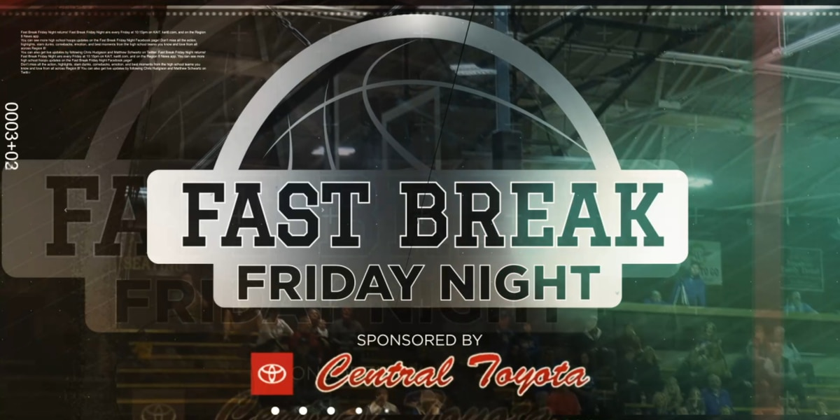 Fast Break Friday Night (1/15/2021)