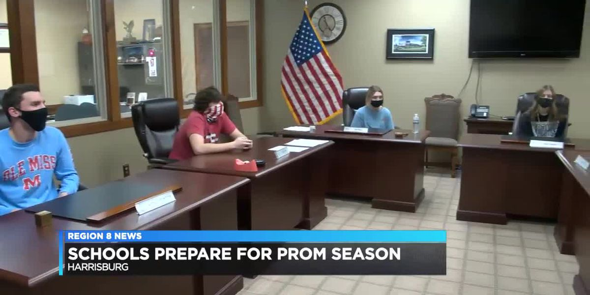 School district prepares for prom, students excited after last years canceled event