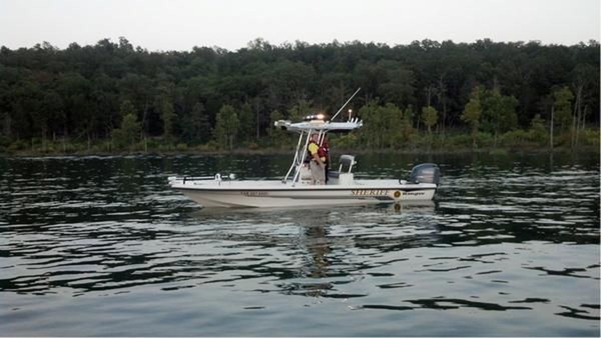 Search continues for presumed drowning victim