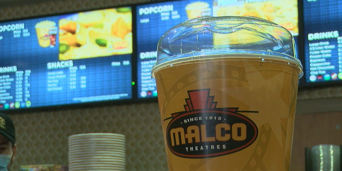 Malco reopens since pandemic's closure