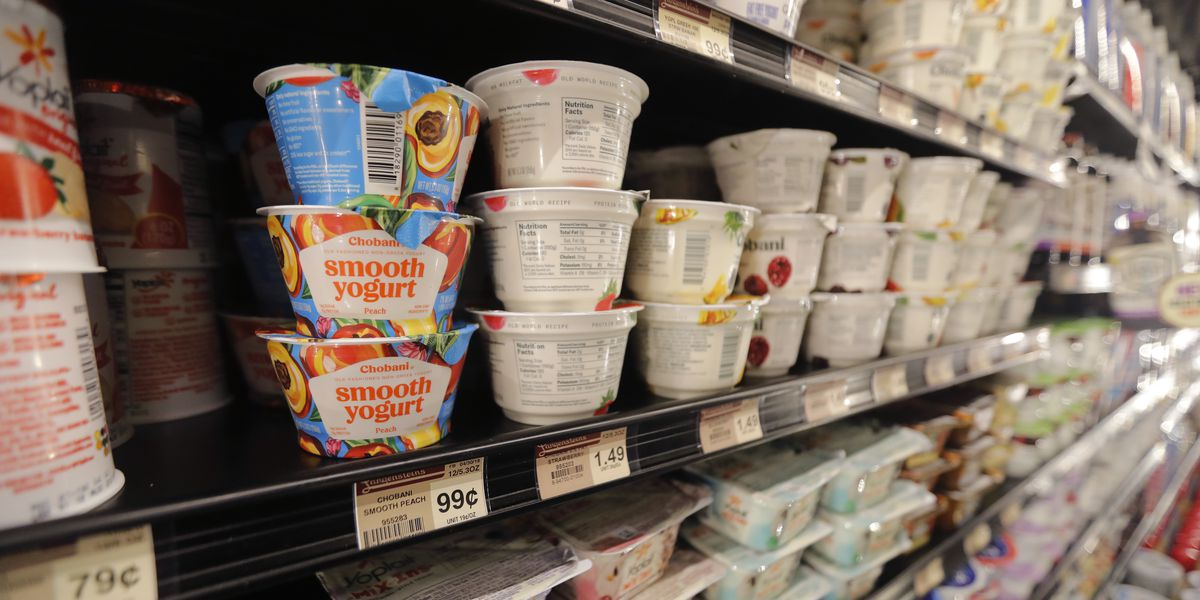 What's yogurt? Industry wants greater liberty to use term