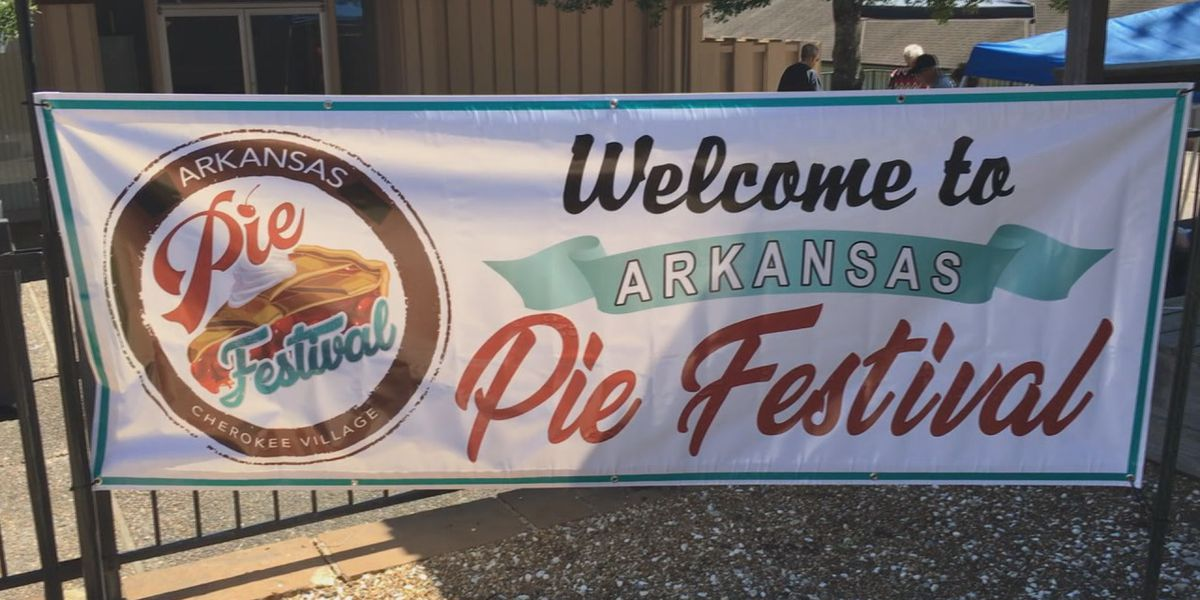 Arkansas Pie Festival held in Cherokee Village