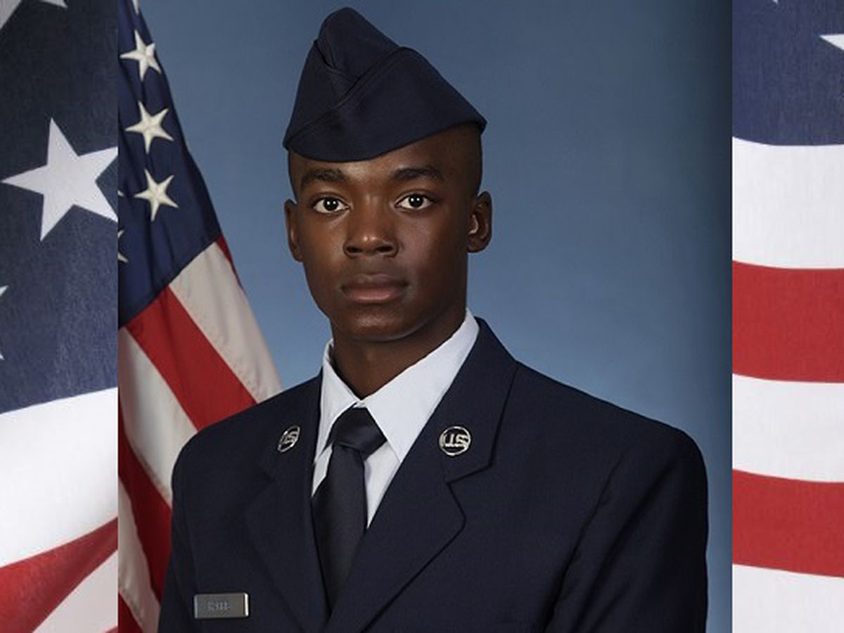 Region 8 Salute: Airman Chevelle T. Harris, Jr. completes basic training