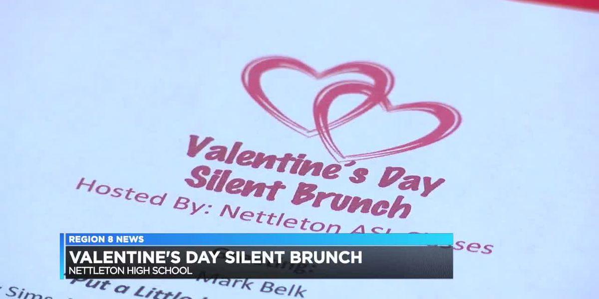 Nettleton hosts Valentine's Day silent brunch