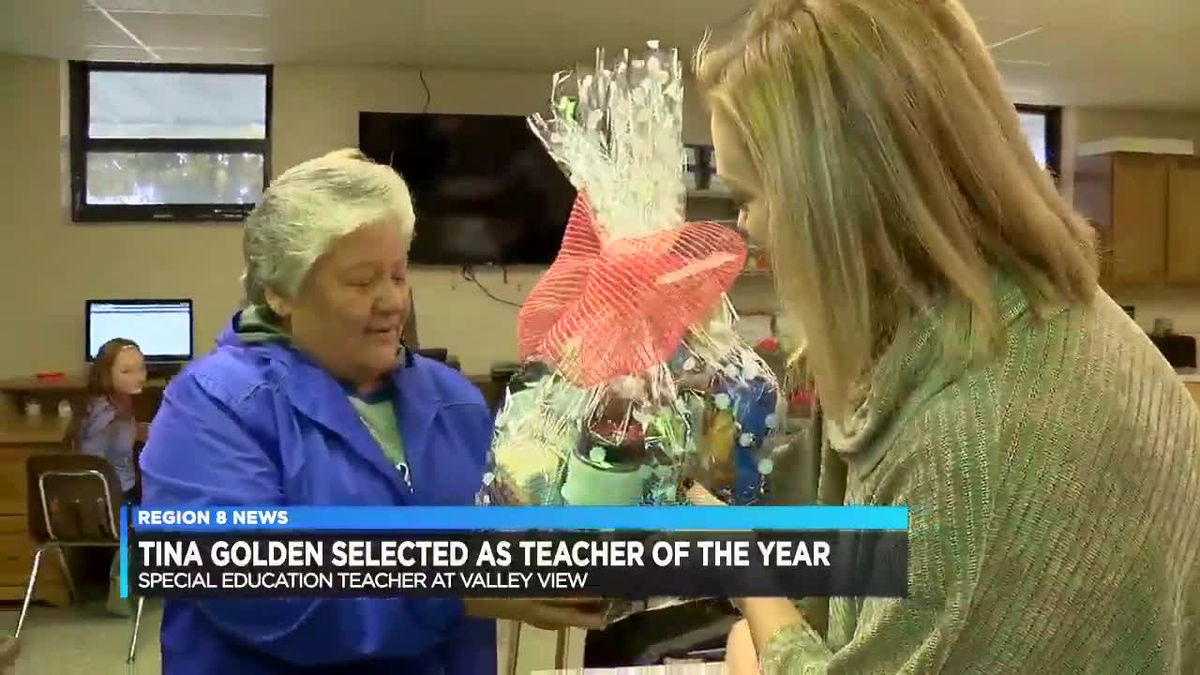 Teacher of the Year selected