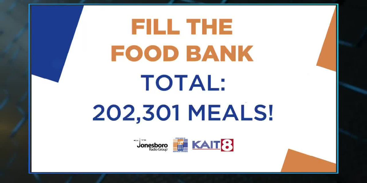 Fill the Food Bank results